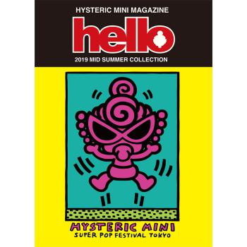 Hystericmini Hystericmini hello 2019MIDSUMMERCOLLECTION